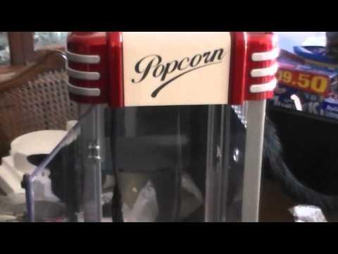 oster popcorn maker instructions