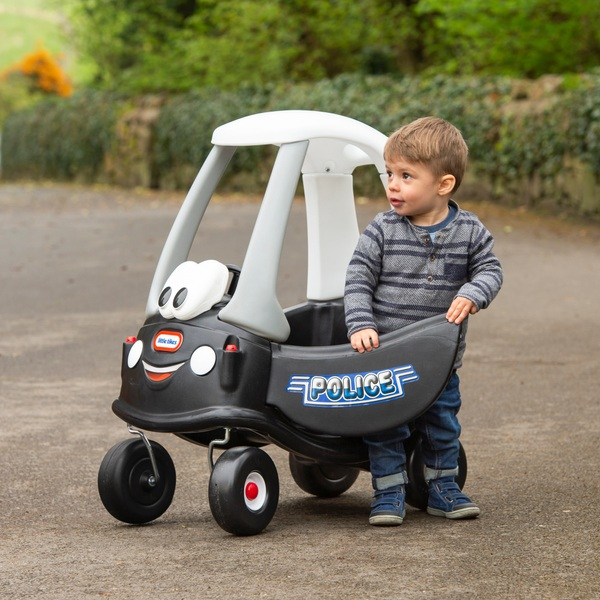 little tikes police car instructions