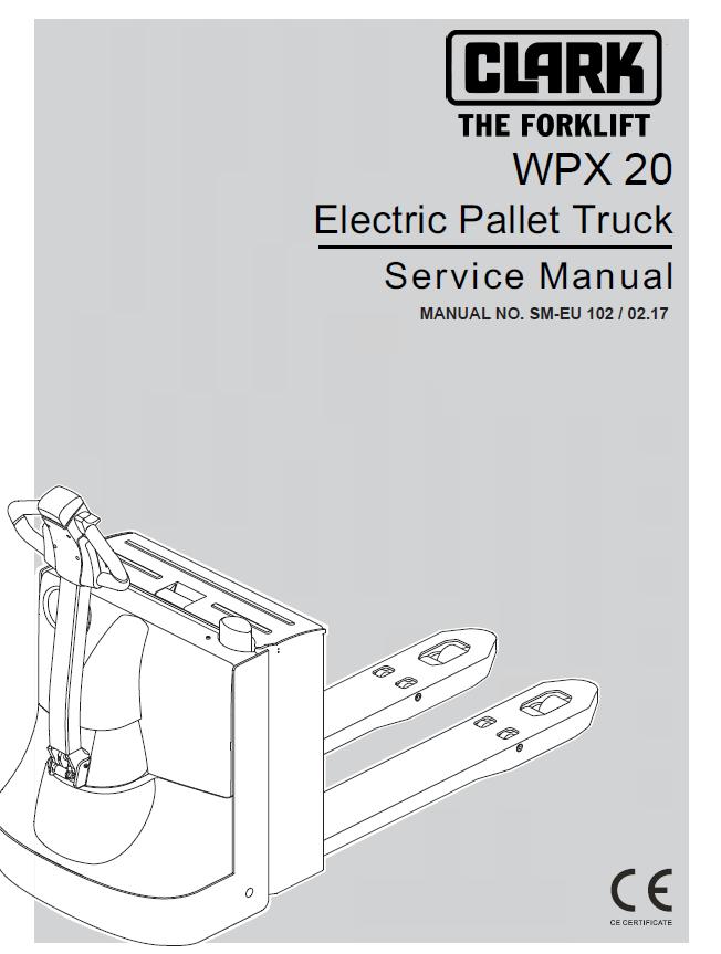 pallet jack repair instructions