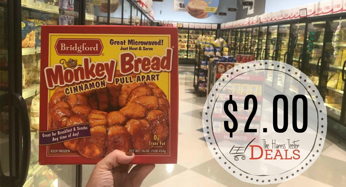 bridgford monkey bread instructions