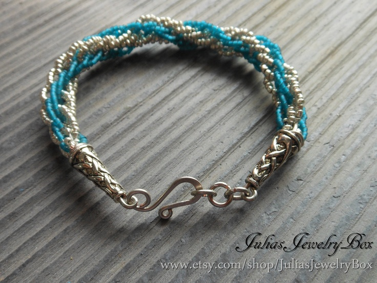 braided wire bracelet instructions