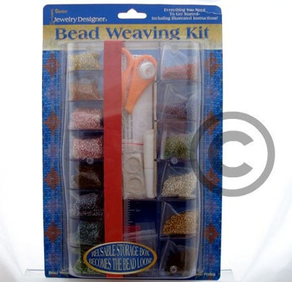 bead weaving loom instructions