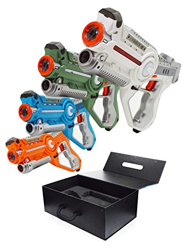 call of life laser tag instructions