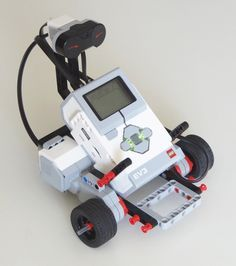 ev3 sumo robot building instructions