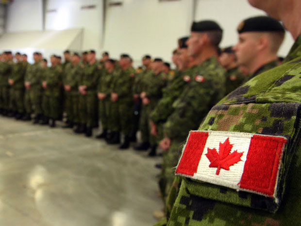 canadian armed forces dress instructions