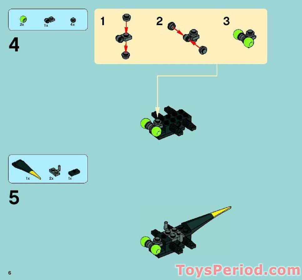 lego exo force instructions
