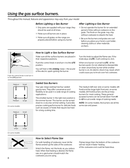 ge hotpoint self cleaning oven instructions