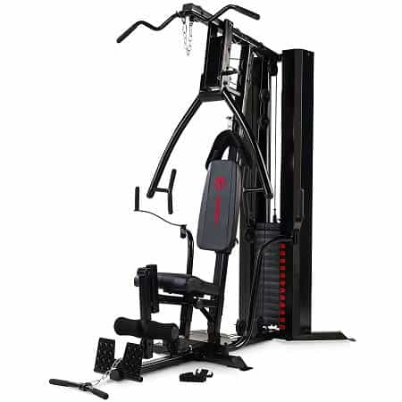 marcy multi gym assembly instructions