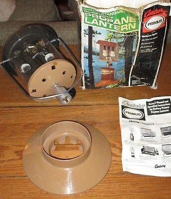 ozark trail propane lantern instructions