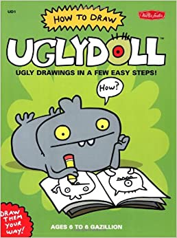 uglydoll card game instructions