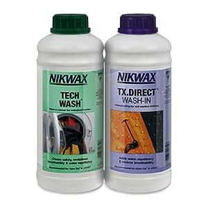 nikwax tx direct wash in instructions