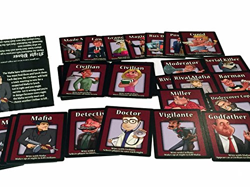 mafia card game instructions
