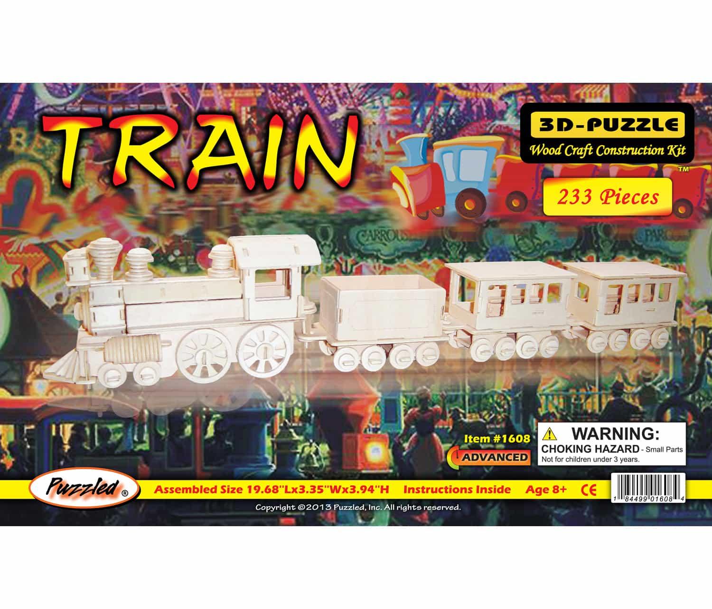 big ben 3d puzzle instructions