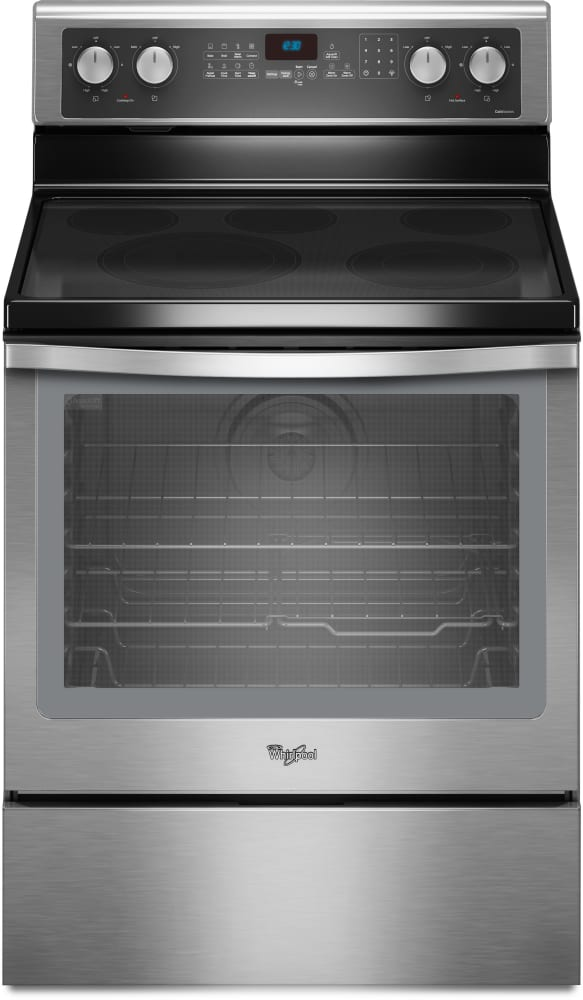 whirlpool accubake oven self cleaning instructions