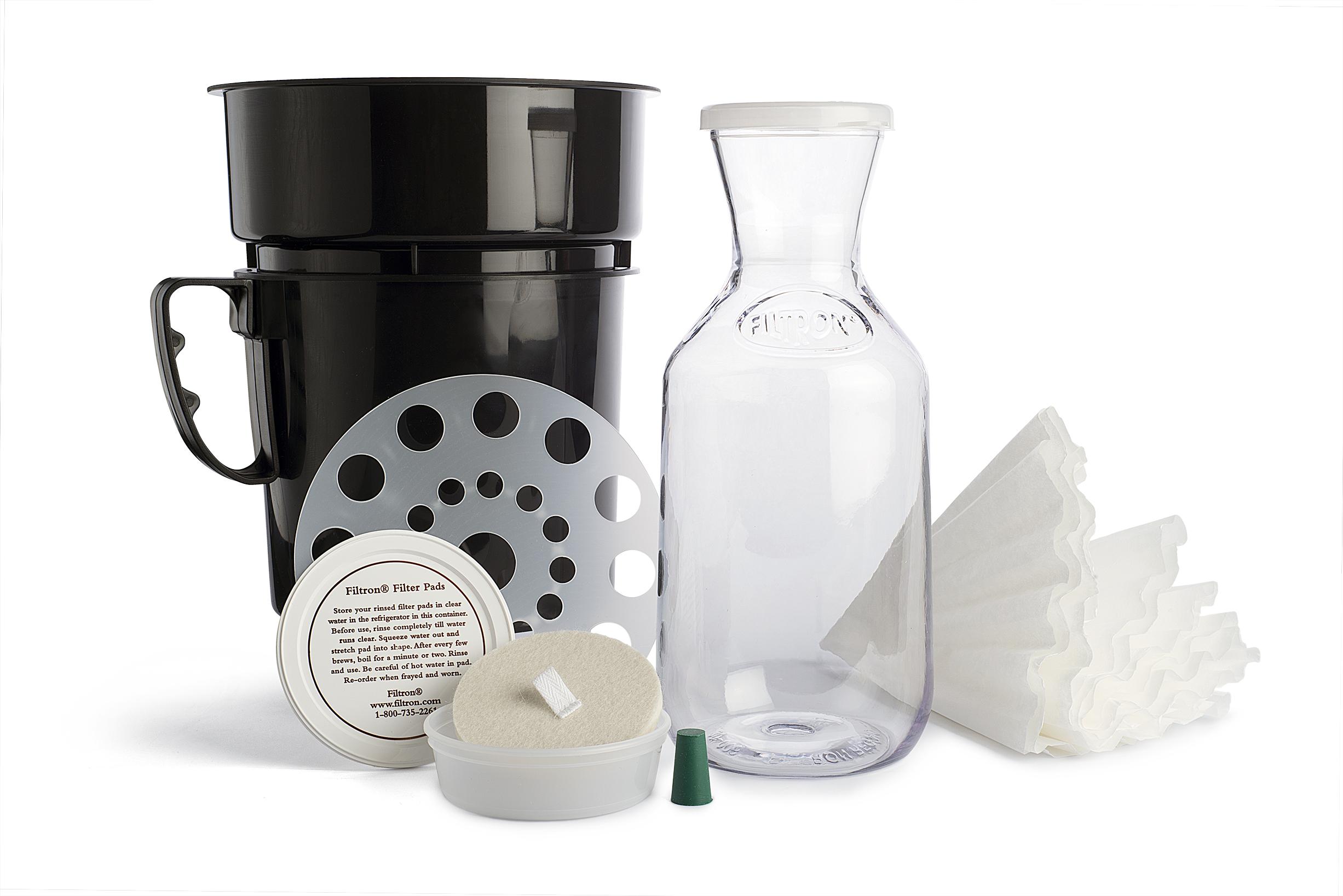 kona coffee brewing instructions