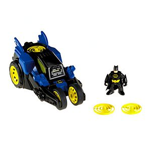 imaginext dc super friends batcave instructions