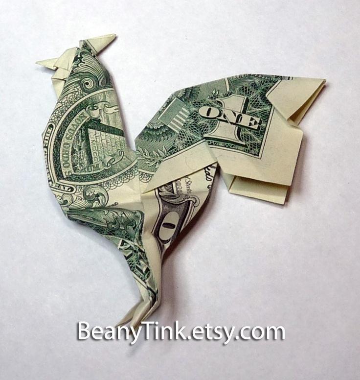 origami money tree instructions