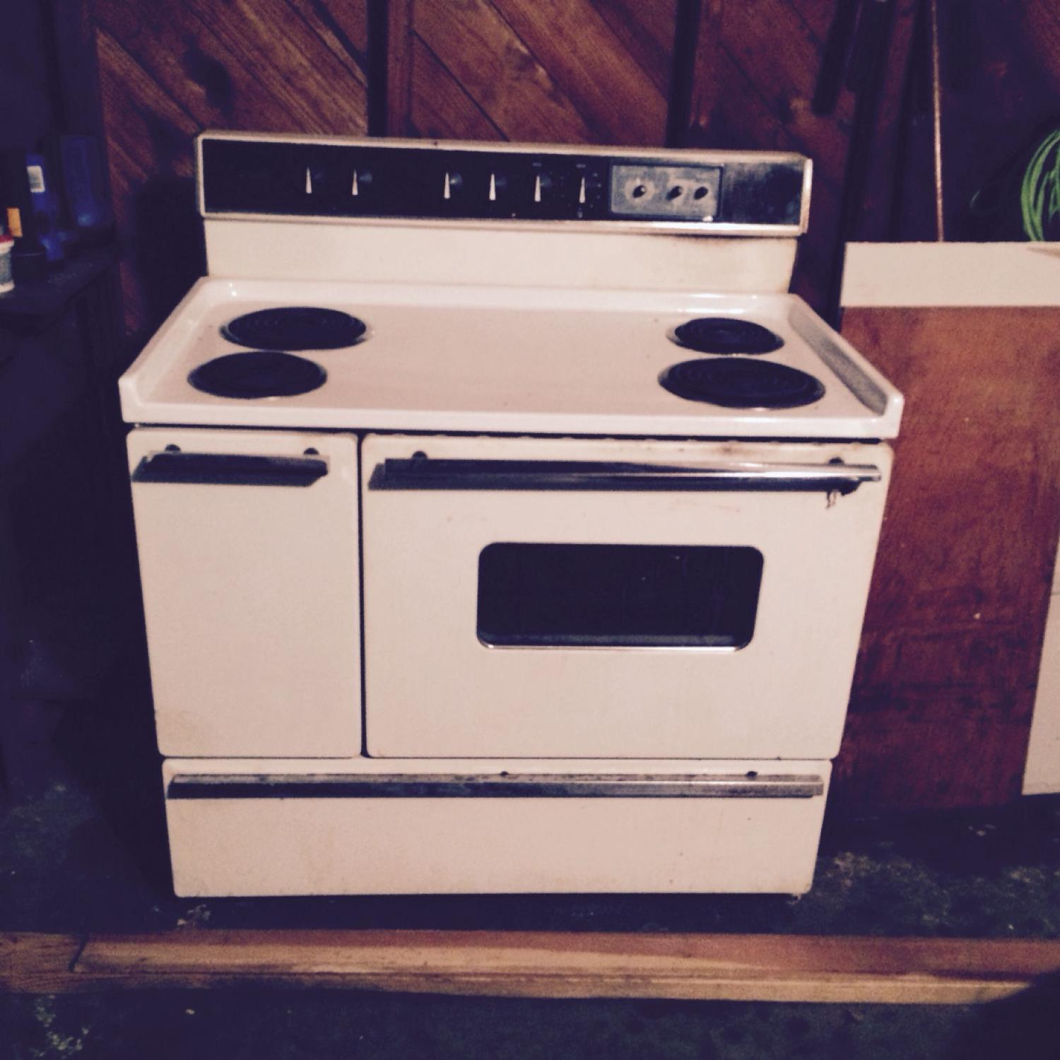 frigidaire stove self cleaning instructions