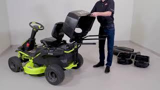 bruin bubble lawn mower instructions
