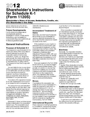 form 1120 schedule d instructions