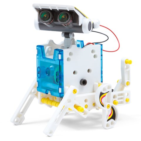 14 in 1 solar robot kit instructions