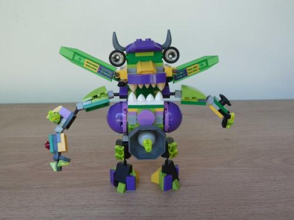 lego mixels max instructions series 9