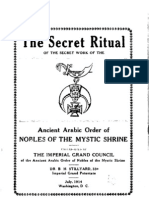masonic ritual book of instructions
