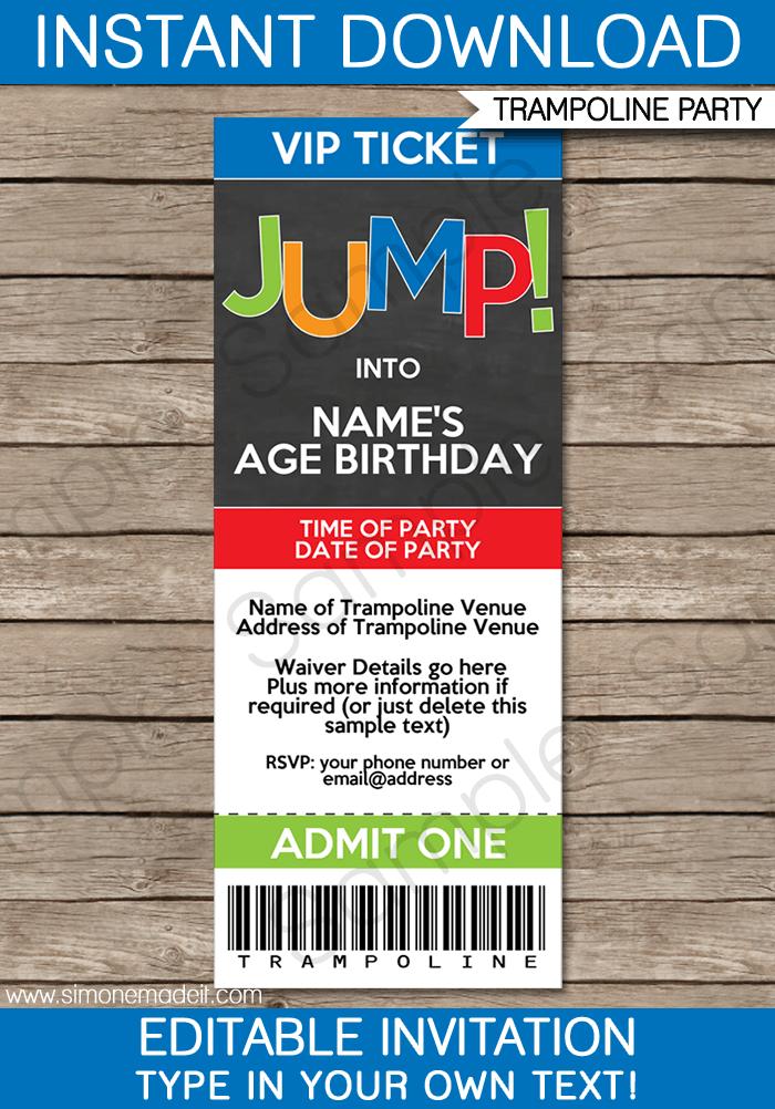 jump star trampoline instructions