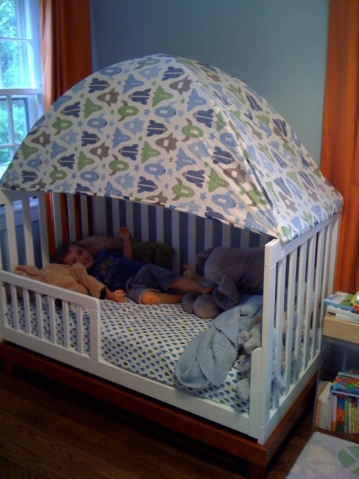baby crib hammock instructions