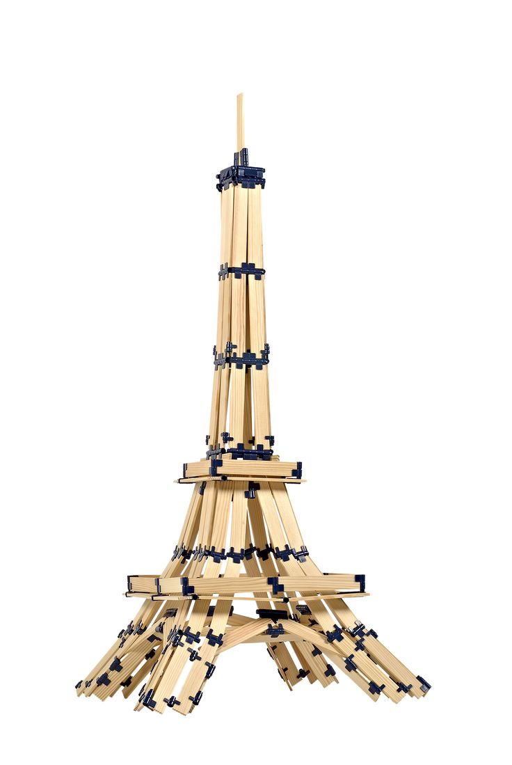toothpick eiffel tower instructions
