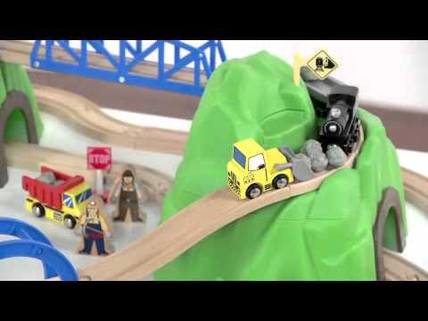 imaginarium mountain train set instructions