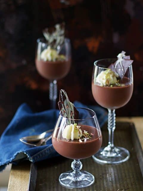 m&s chocolate pudding cooking instructions