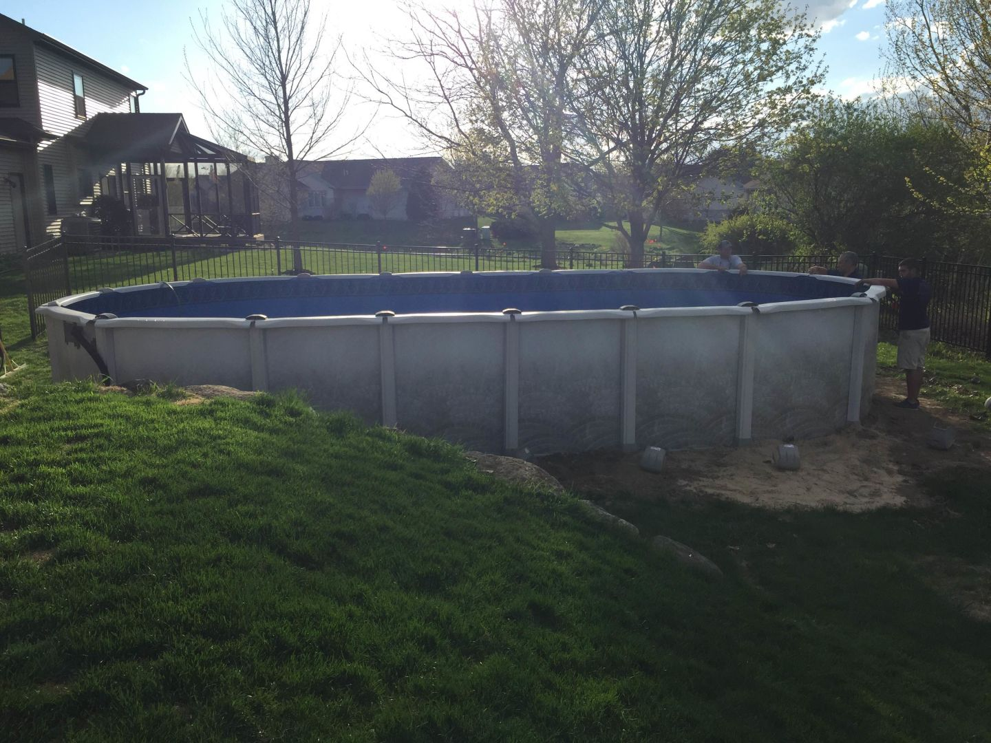 15x30 above ground pool installation instructions