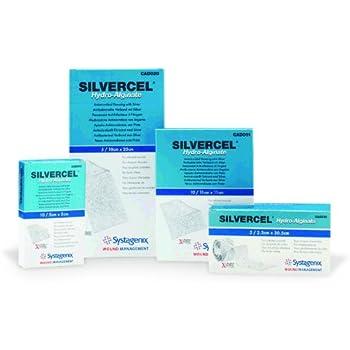 silvercel alginate dressing instructions