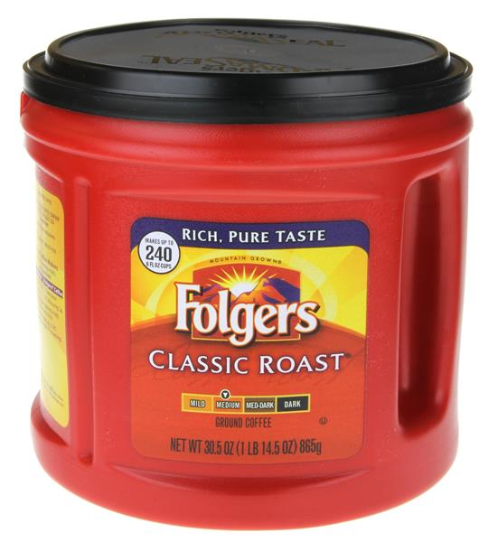 folgers coffee brewing instructions