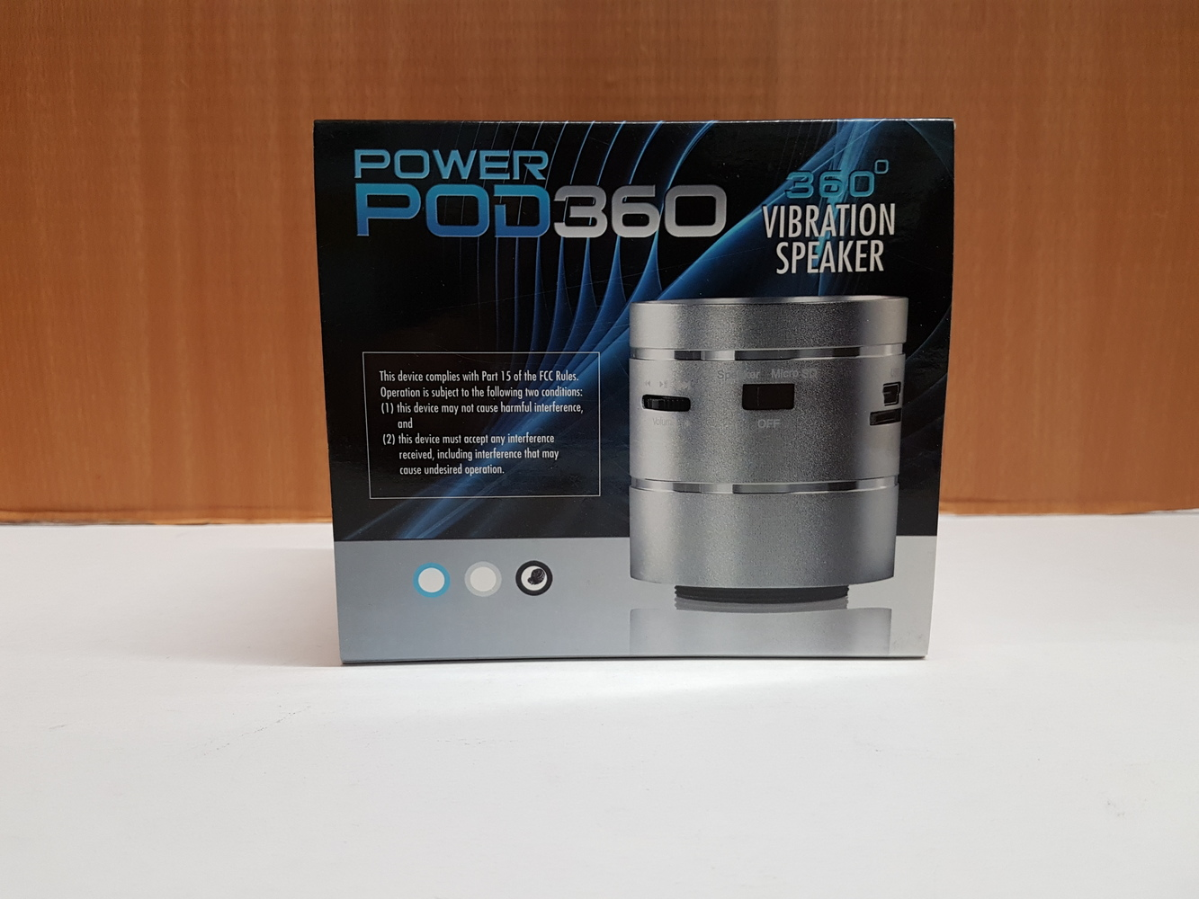 power pod 360 with bluetooth instructions