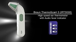 braun thermoscan ear thermometer instructions 6022