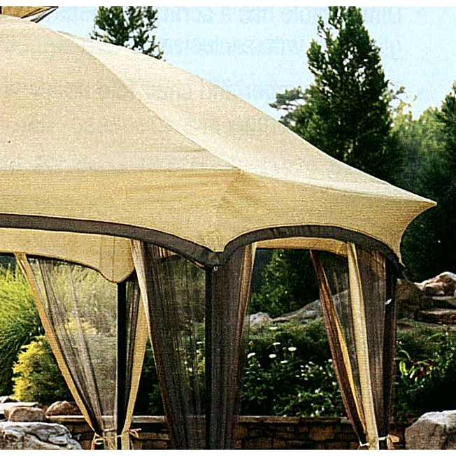 mimosa hexagonal gazebo instructions