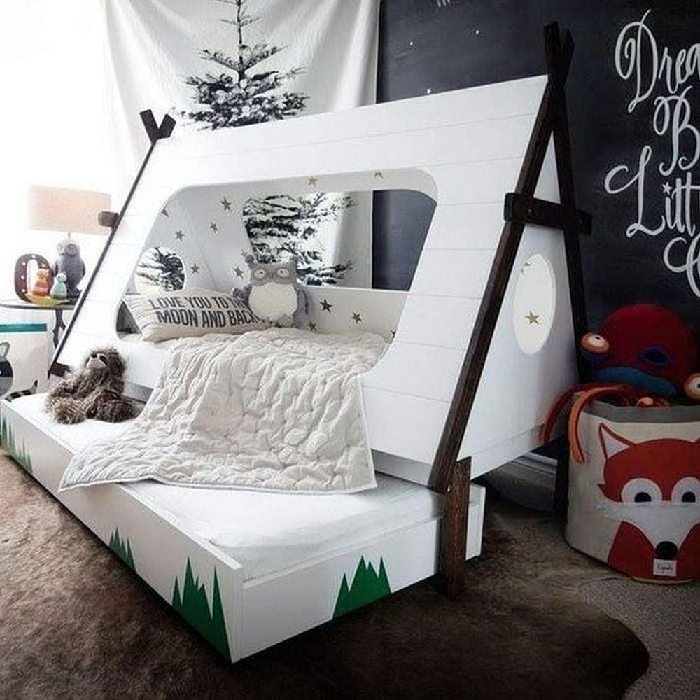 sunburst canopy bed instructions