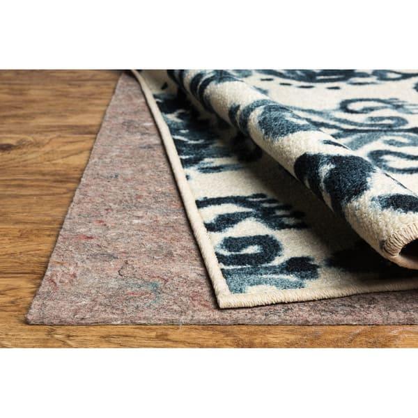 mohawk non slip rug pad instructions