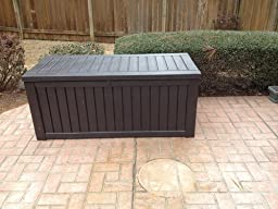 keter rockwood deck box 150 gallon instructions