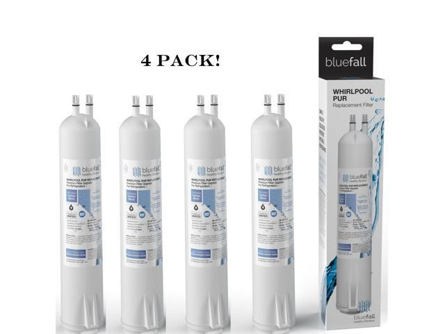 whirlpool water filter replacement instructions