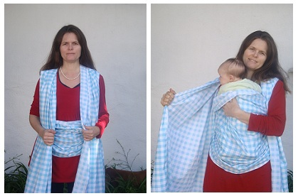 baby ring sling instructions