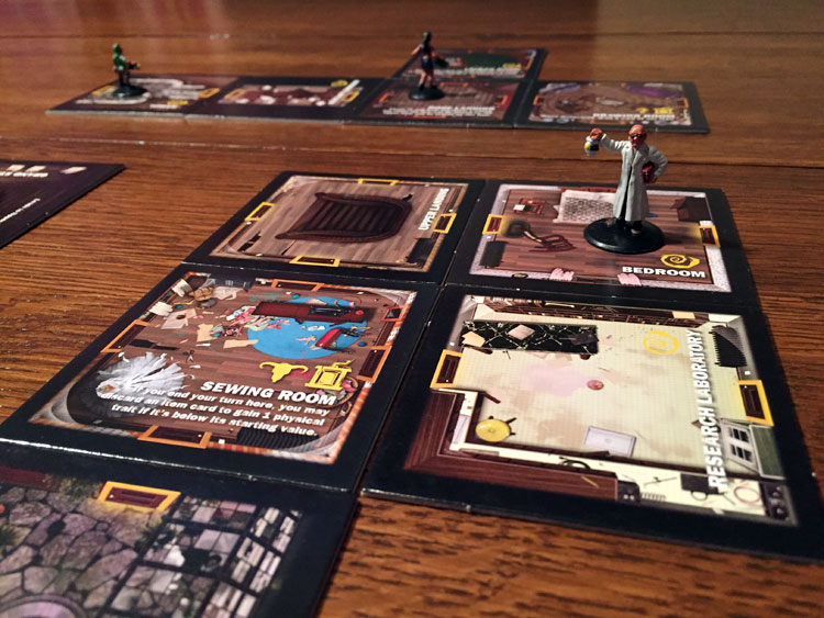 betrayal at house on the hill instructions