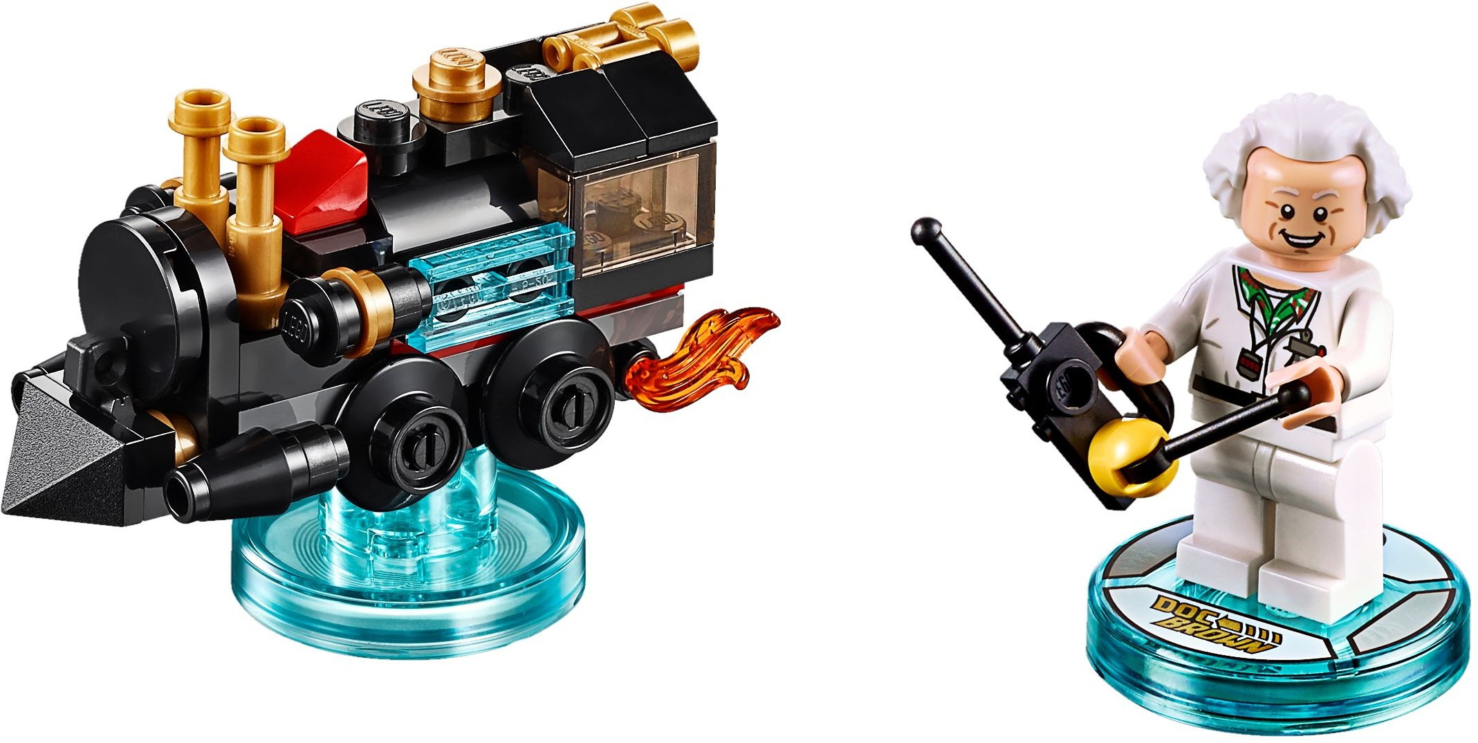 lego dimensions back to the future instructions 71230