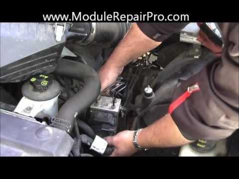 2011 dodge grand caravan fuel pump relay kit instructions