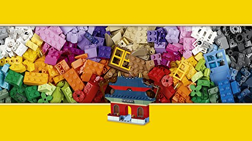 lego classic 10702 instructions