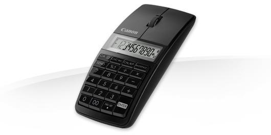 canon mark 1 calculator instructions