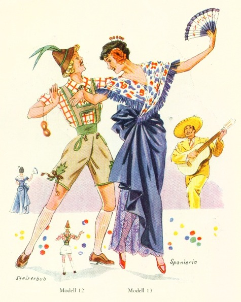 instructions on how to make 1950 petticoat