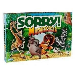 madagascar board game instructions